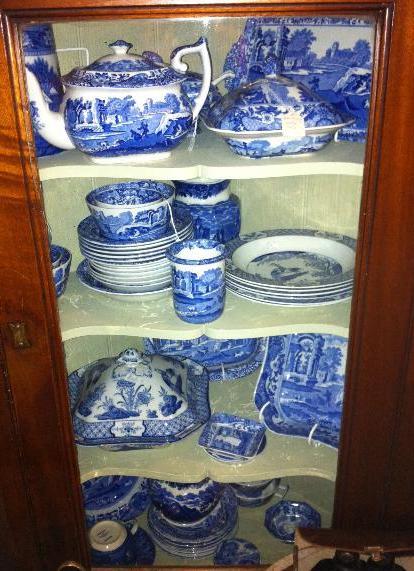 Kitchen Scales Old Bottles Stone Jars Victorian Brass