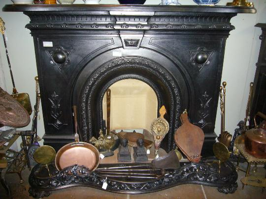 Dating victorian fireplaces